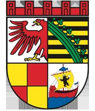 Wappen des Landkreises Dessau